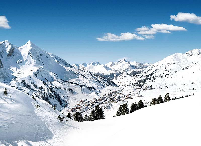Skiurlaub Obertauern