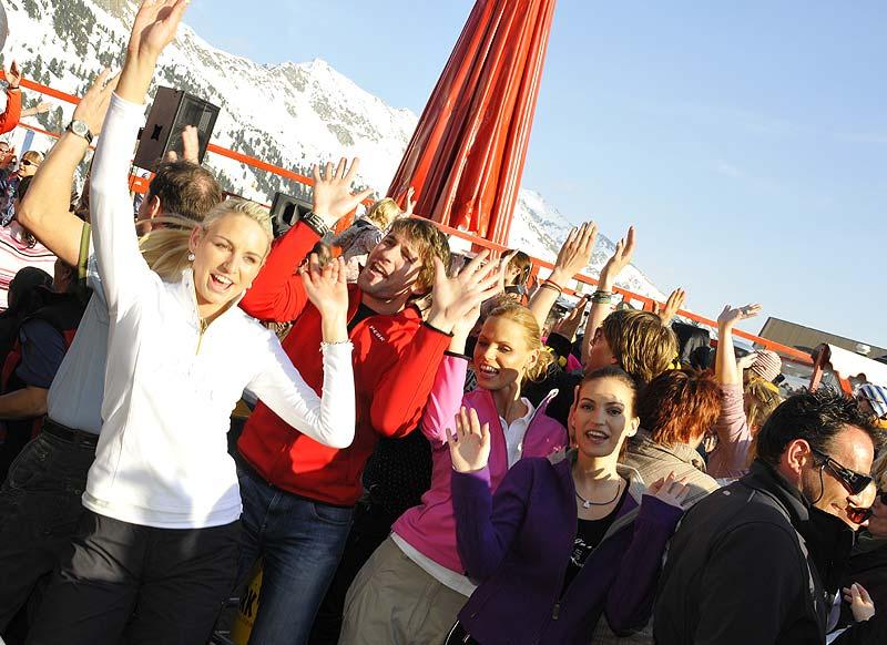 Skigebiet Obertauern Salzburg